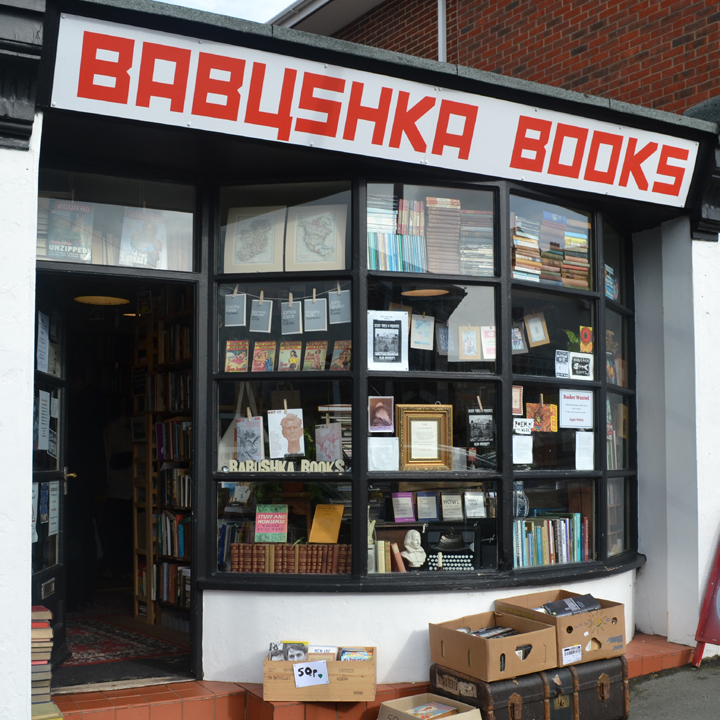 Babushka Books - For all the book lovers coming to stay at Keats Cottage, we have a special treat in store for you! Visit the most talked about bookshop on the Island called 'Babushka Books' in Shanklin and receive a 10% discount on presenting our B&B postcard. Please feel free to contact them for further details on babushkabooks@hotmail.com
