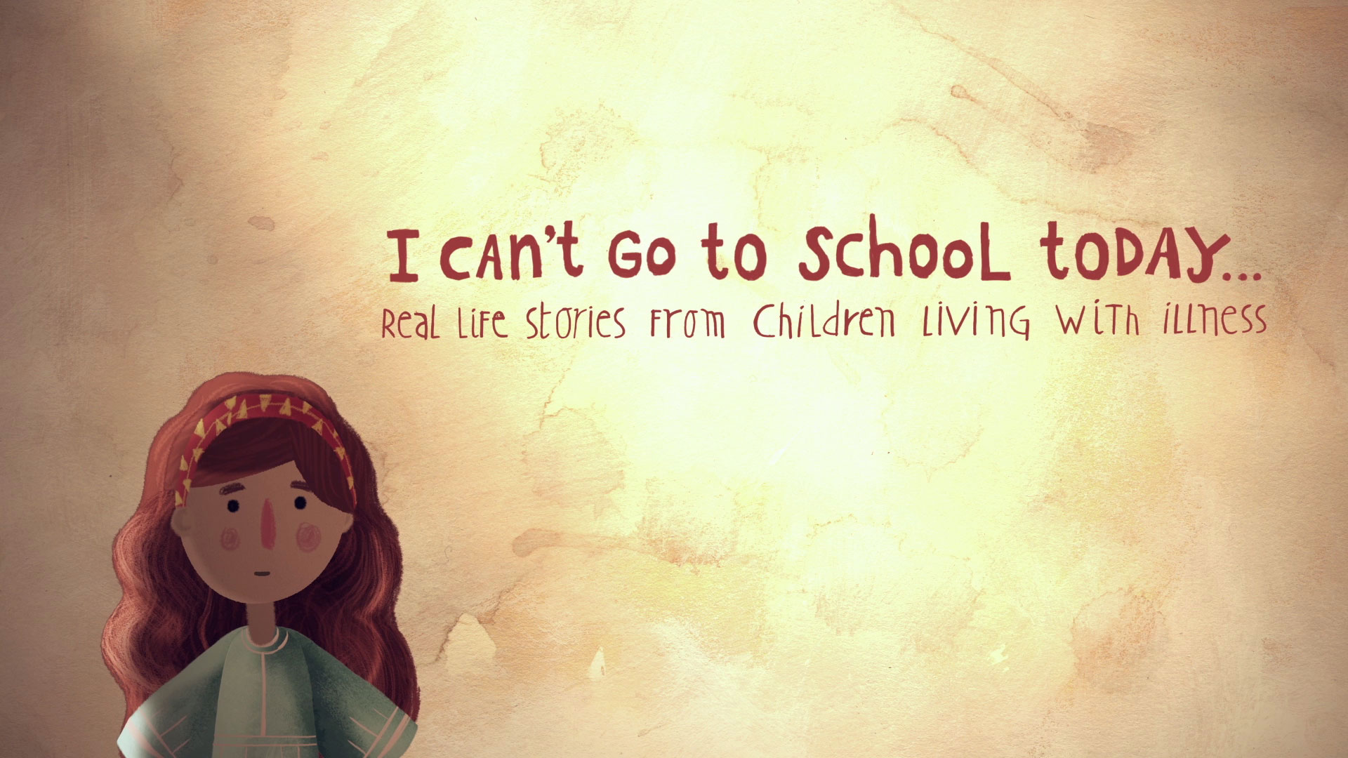 I can't go to school today | Mosaic Films