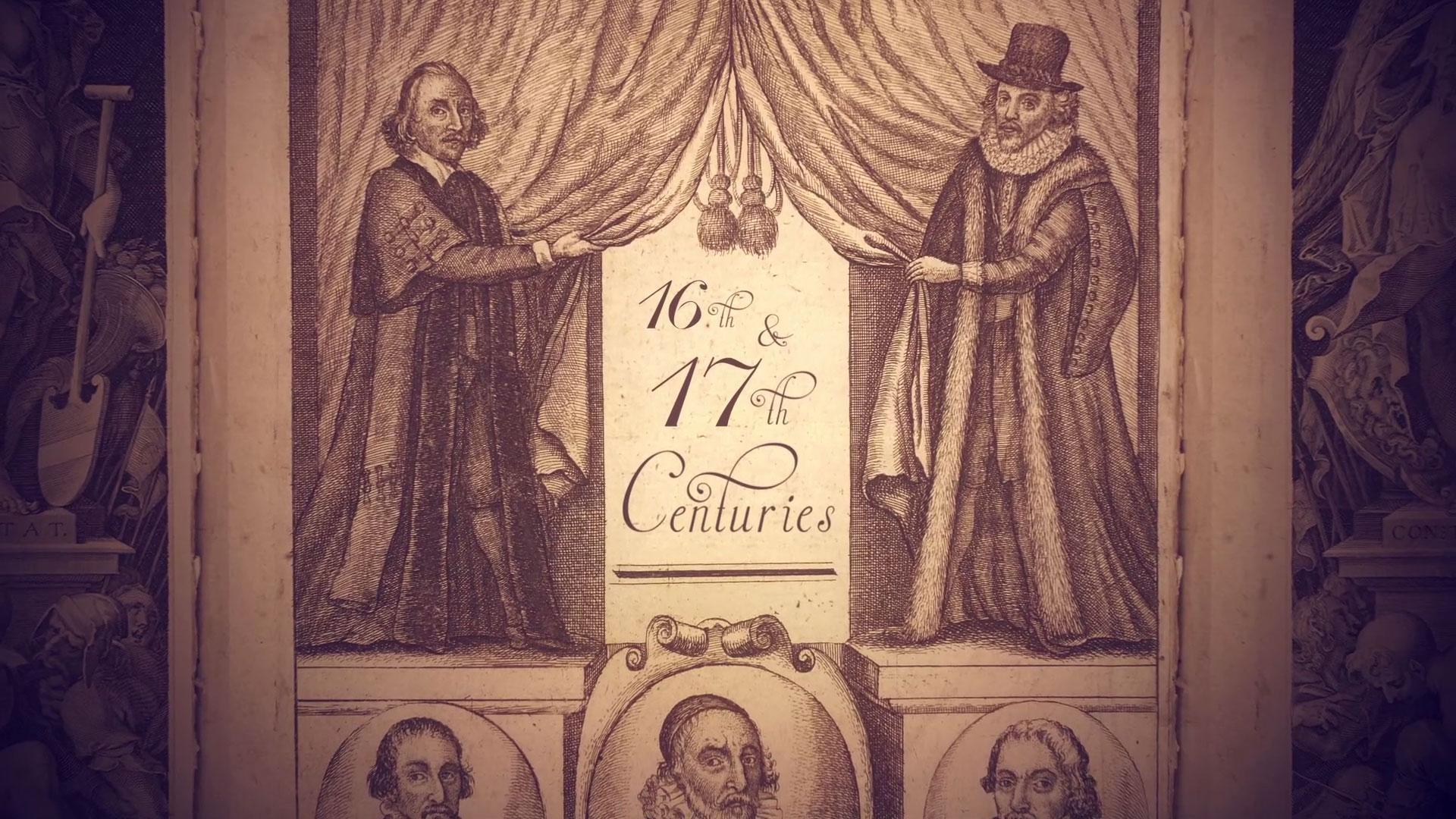 16TH & 17TH CENTURY MEDICINE