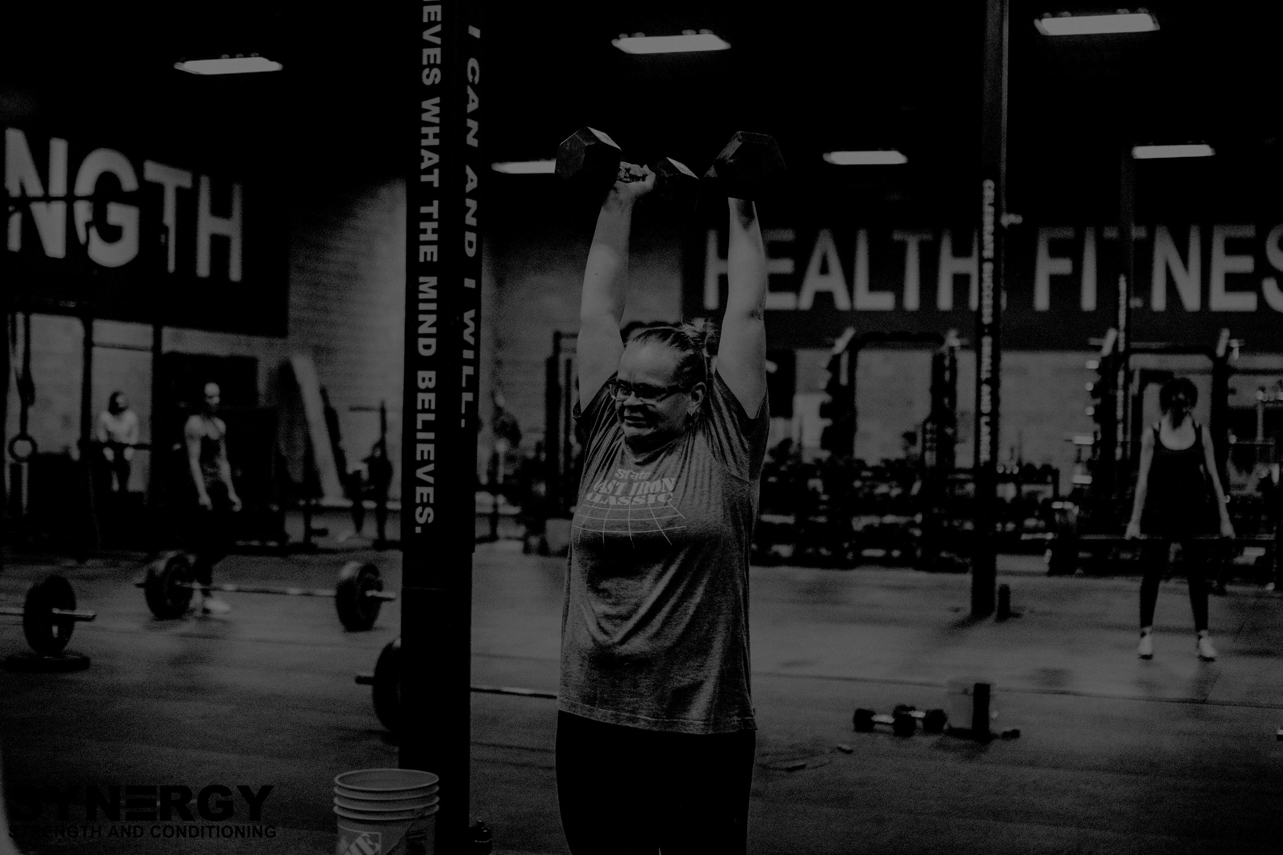 GARAGE WOD's - ALL WEEKLY WORKOUTS ARE HERE