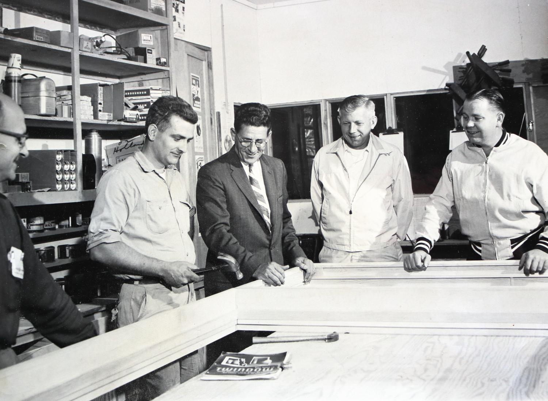 Andersen windows 1960