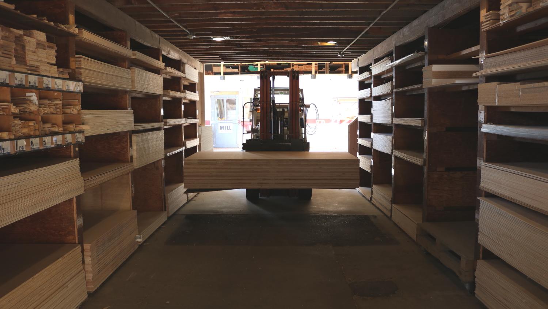 The Plywood Bins