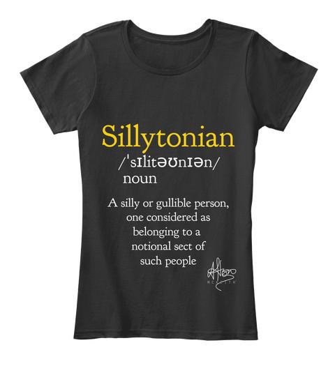 Sillytonian-£25.00 - 100% ORGANIC COTTON