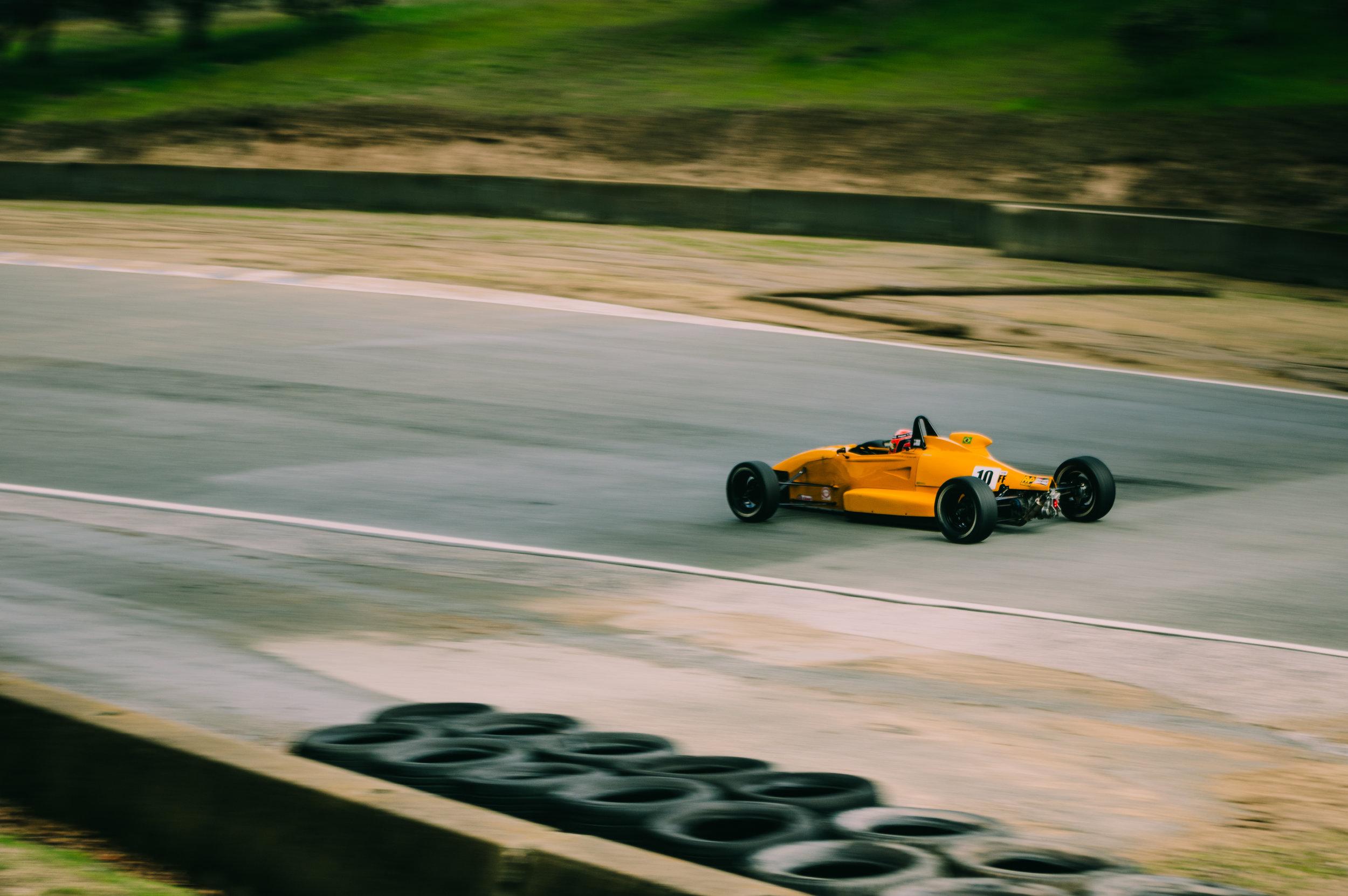 Laguna Seca Formula Ford SCCA Regional