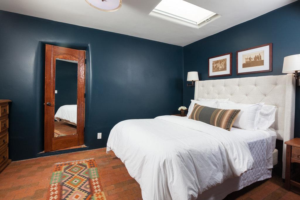 Romantic Night Sky Bedroom and Queen Bed