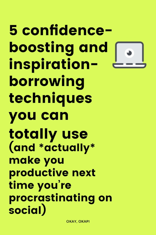 Do you ever get stuck in the comparison trap when you're browsing the interwebs or social media? Same. But there are some confidence-boosting and inspiration-borrowing techniques you can use to actually be productive next time you're feeling less than or unmotivated. This post will show you how to use other coaches as motivation to improve your business.