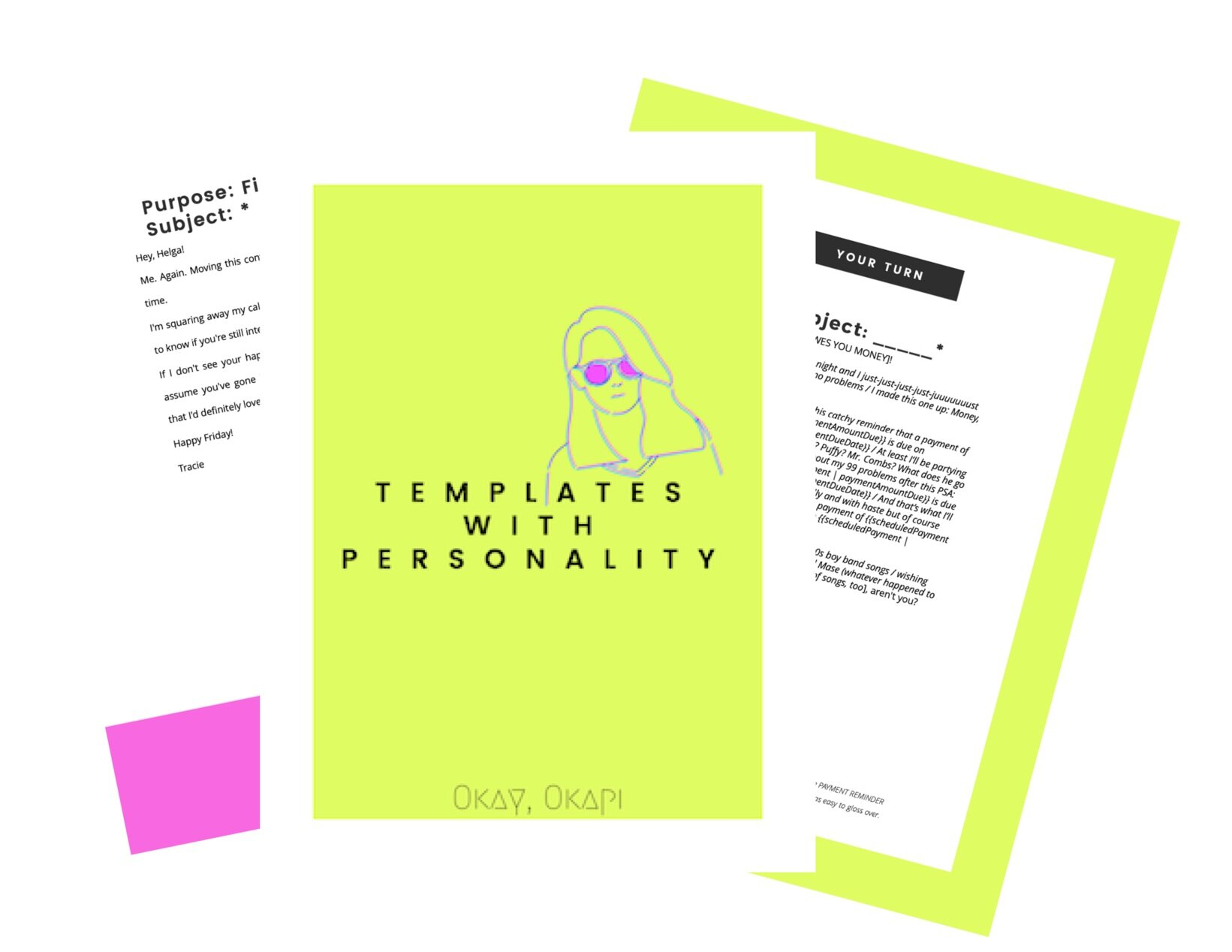 templates+with+personality+email+swipe+file