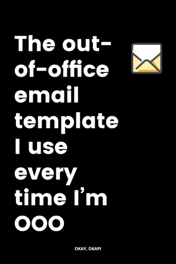No matter how you personally handle your inbox, we can all agree that we'd like to spend less time IN our inboxes. One of the best ways to do that? Create templates you can use over and over again to save time writing emails, especially the ones you send ALL THE TIME. Check out this post for an out-of-office template you can use on repeat, plus nine other templates you can add to your swipe file. #emailtemplates #templates #copywritingtips