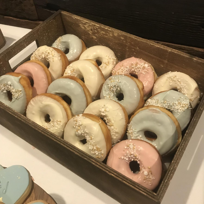 Wedding doughnuts