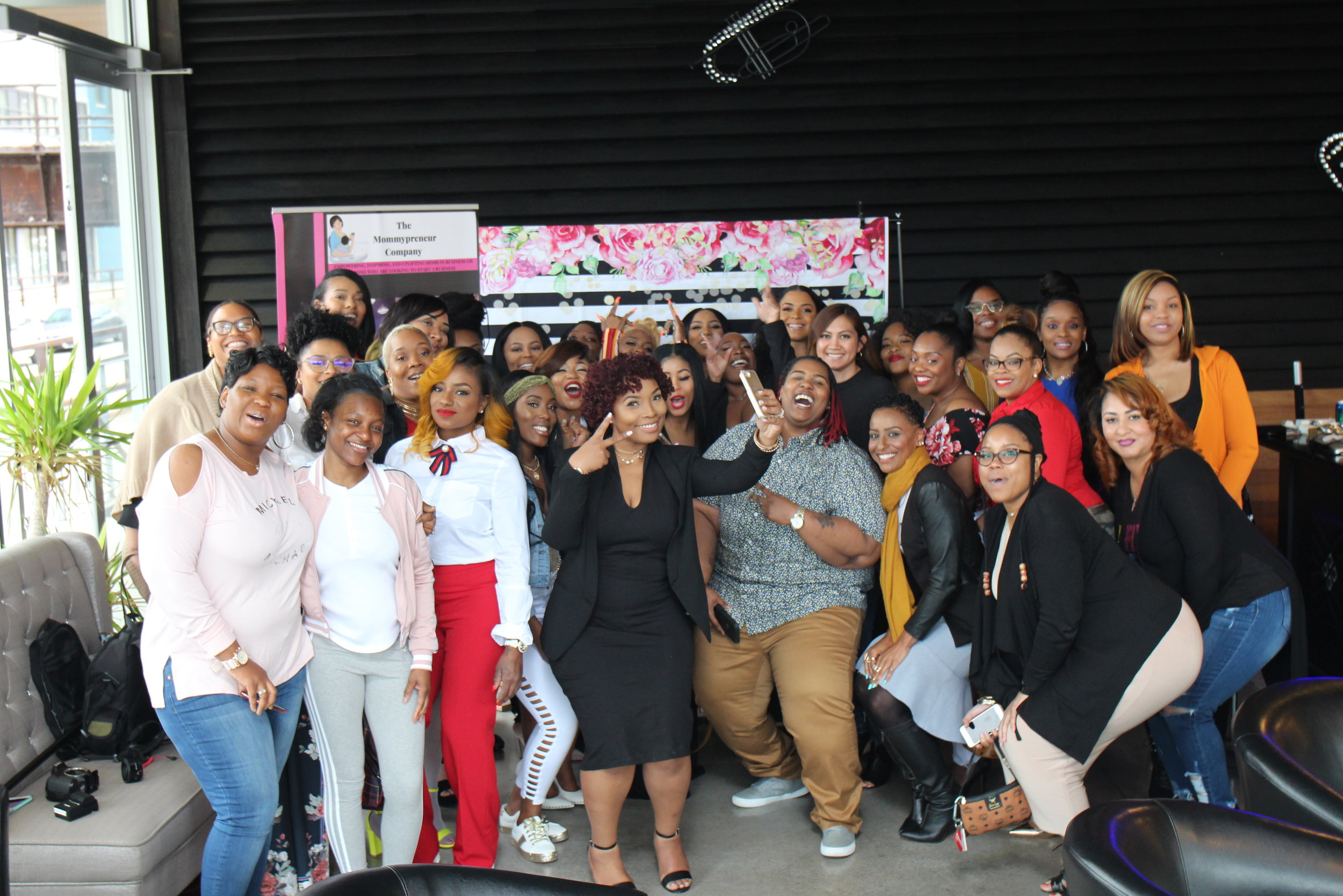 1st Annual Mothers Day Lunch & Learn 05/13/18