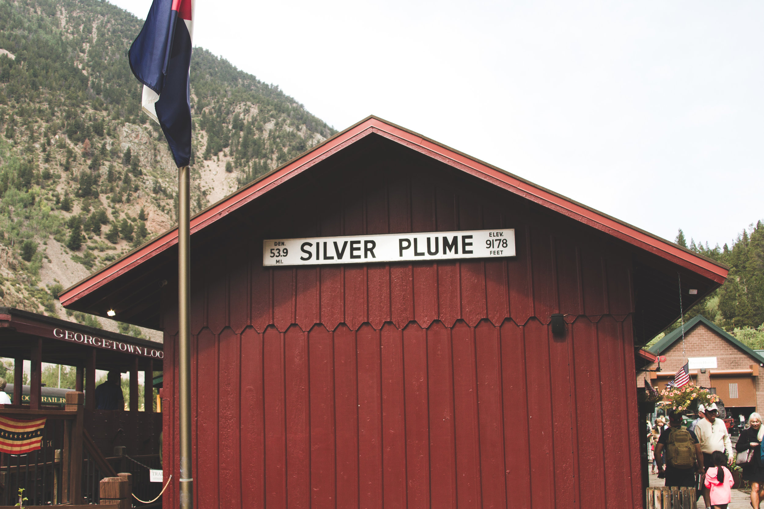 Silver Plume deport