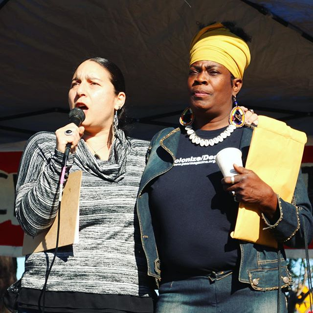 MONDAY FEB 26 Come out to Hayward to support Aunti Frances as she begins her EVICTION TRIAL against this unjust loophole eviction! Wear blue to show your support and for more details see link in bio!