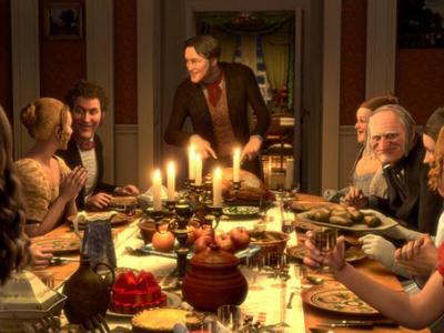 A Christmas Carol2009 -