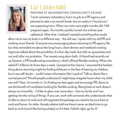 Liz Littlechild featured in the May edition of RED Magazine.jpeg
