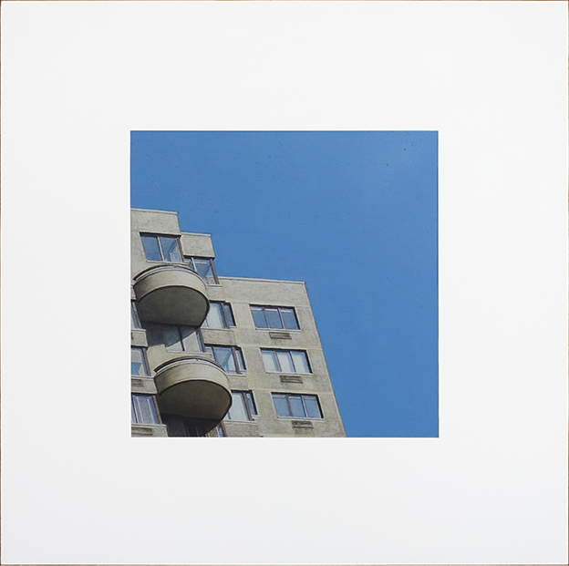 E 60s St (balconies)