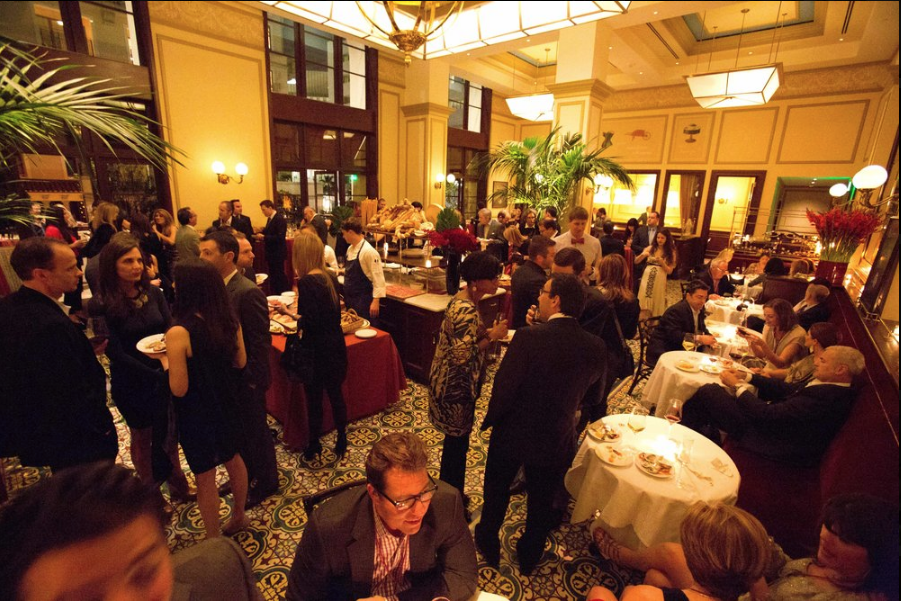 12TH ANNUAL GALA <br>Montage Beverly Hills & Bouchon