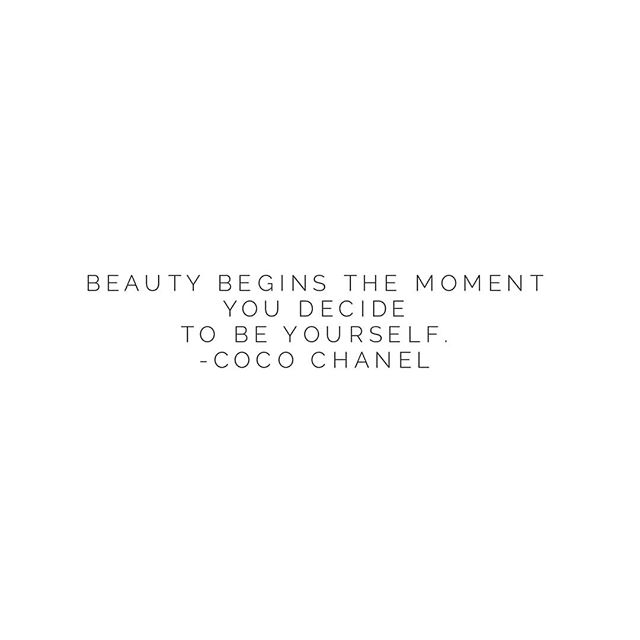 Inspo for today ✨ #cocochanel #feelingmyself #inspo #happysaturday #beauty