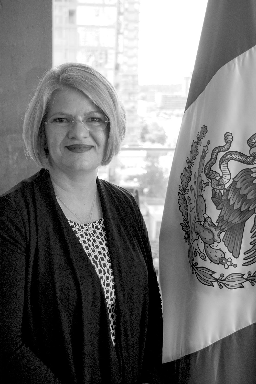 Ana Berenice Díaz Ceballos  Consulate General of Mexico in Vancouver  Consul General