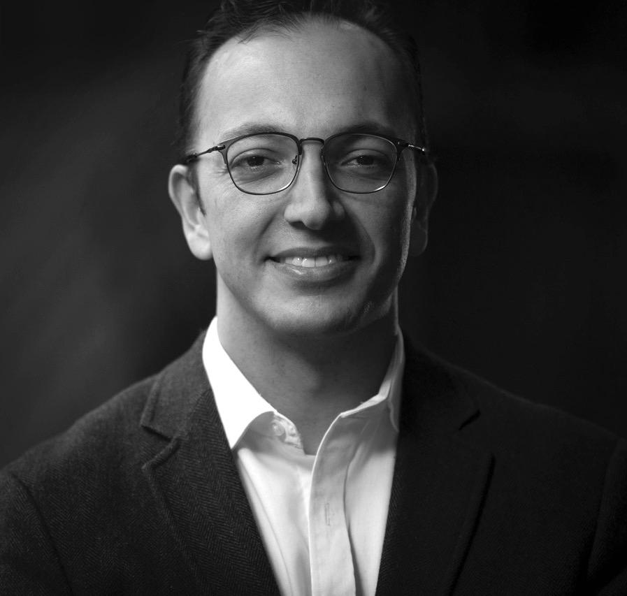 Omar Herrera  Transportation Futures, University of British Columbia  Program Manager