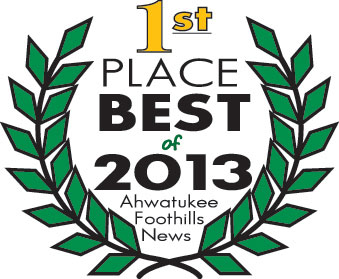 1st place Best of 2013 Ahwatukee Foothills News