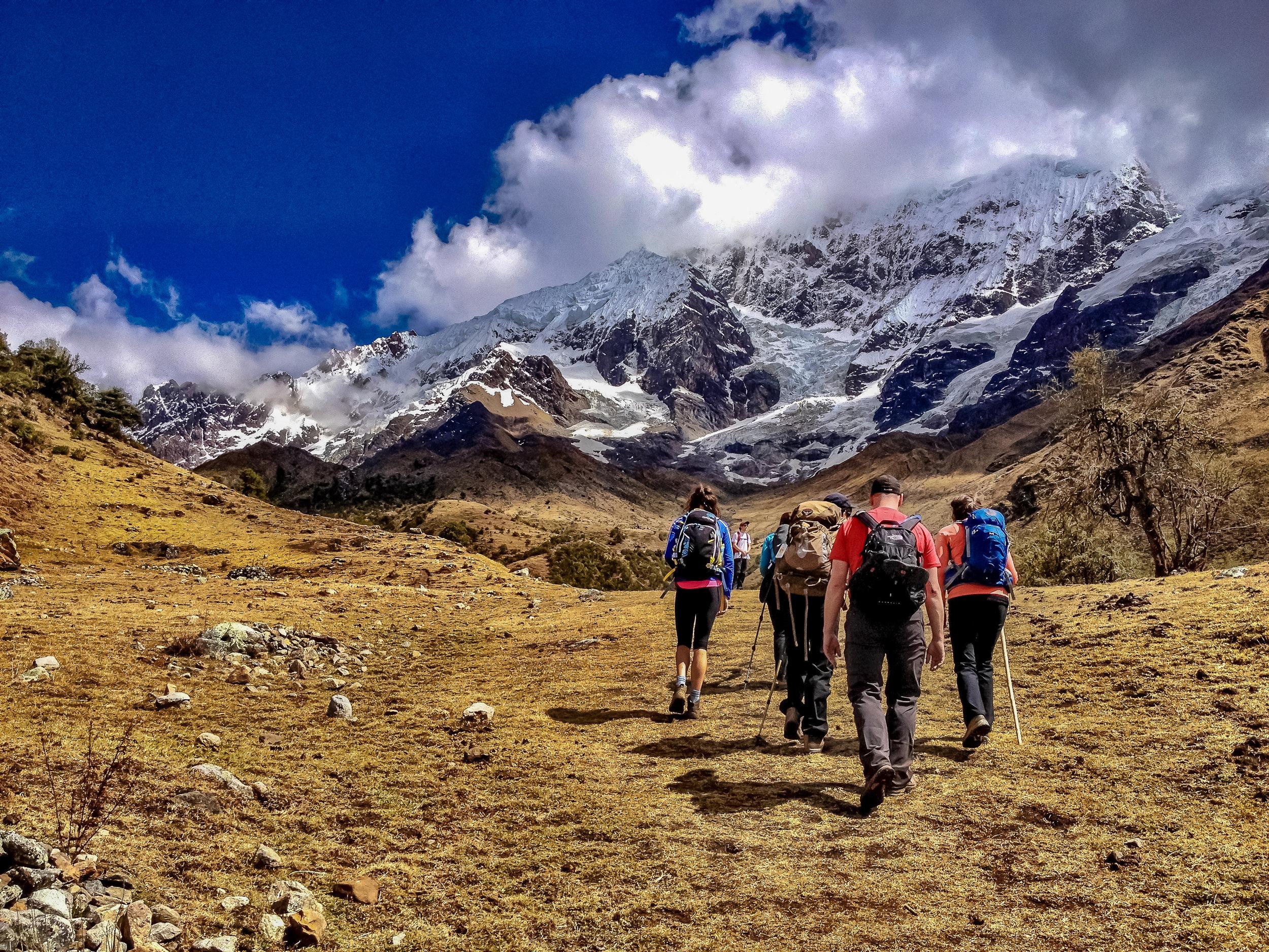 Journey to Machu Picchu