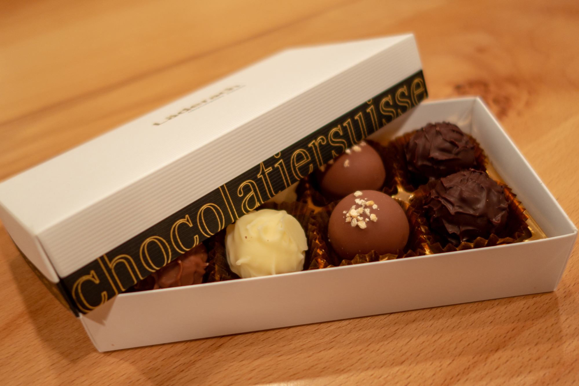 Ultimate Swiss Chocolate Tour - Gotta Try 'Em All