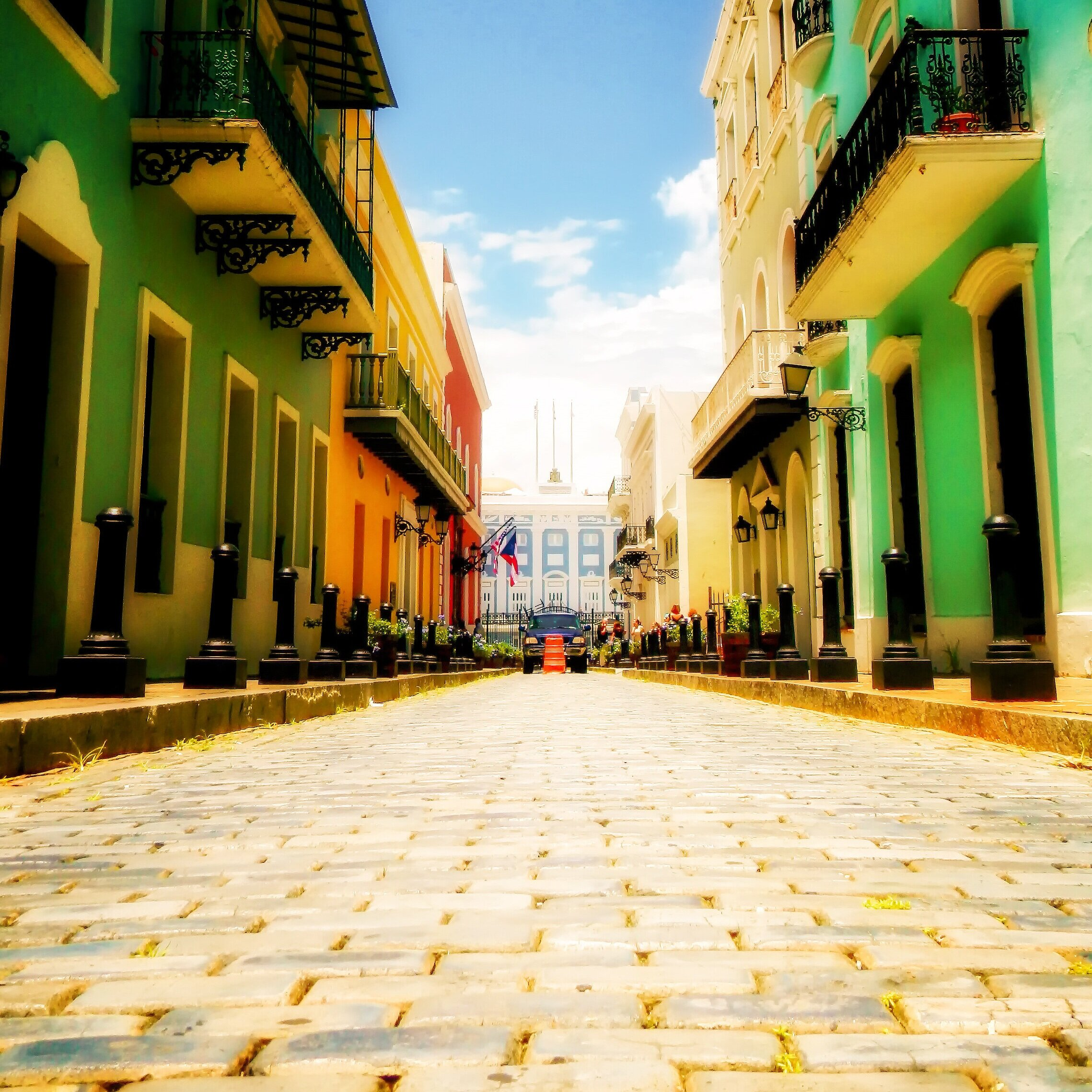 A Weekend in Old San Juan