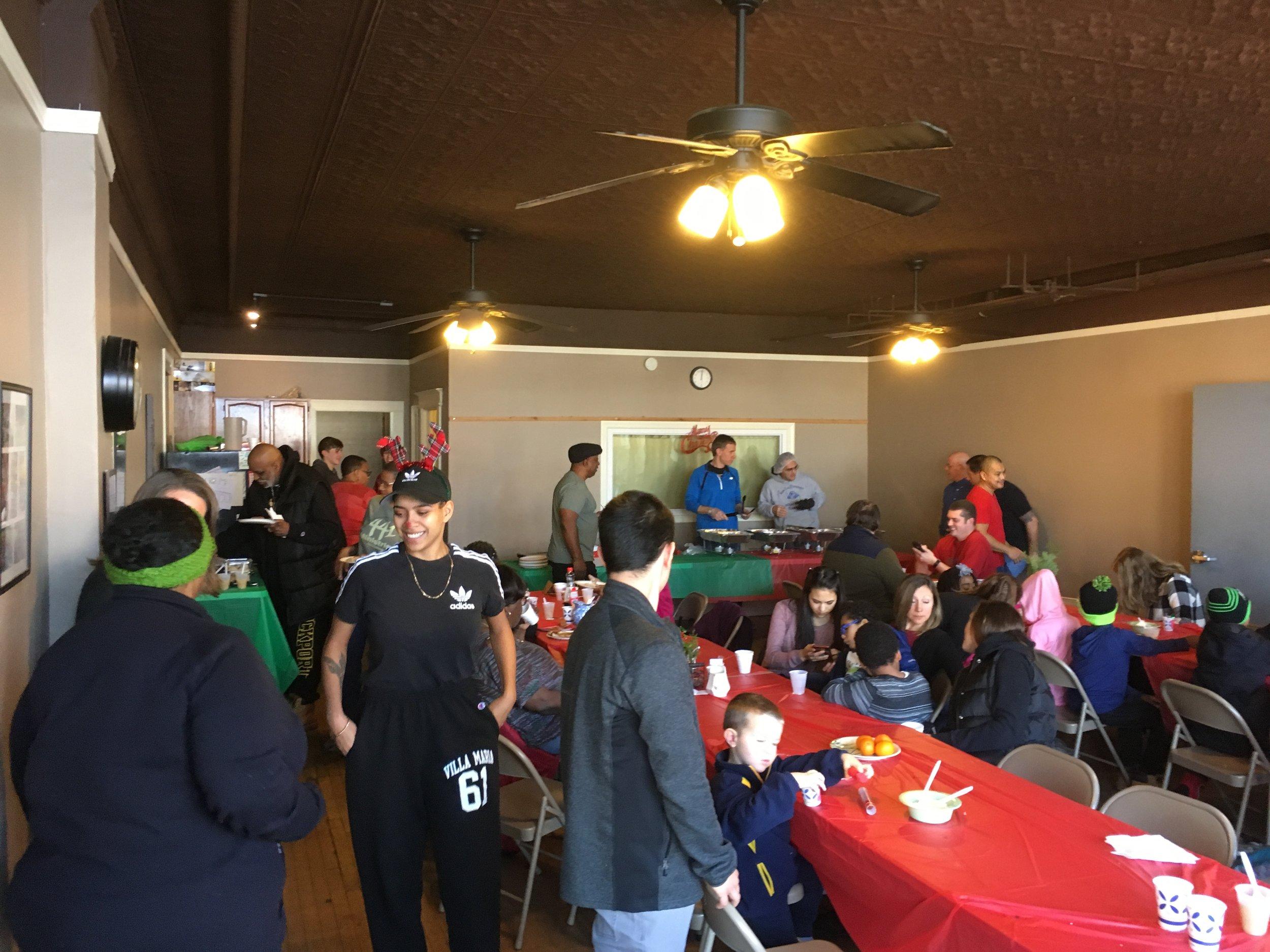 441 Ministries/New City Fellowship Christmas Day Pancake Brunch 2018