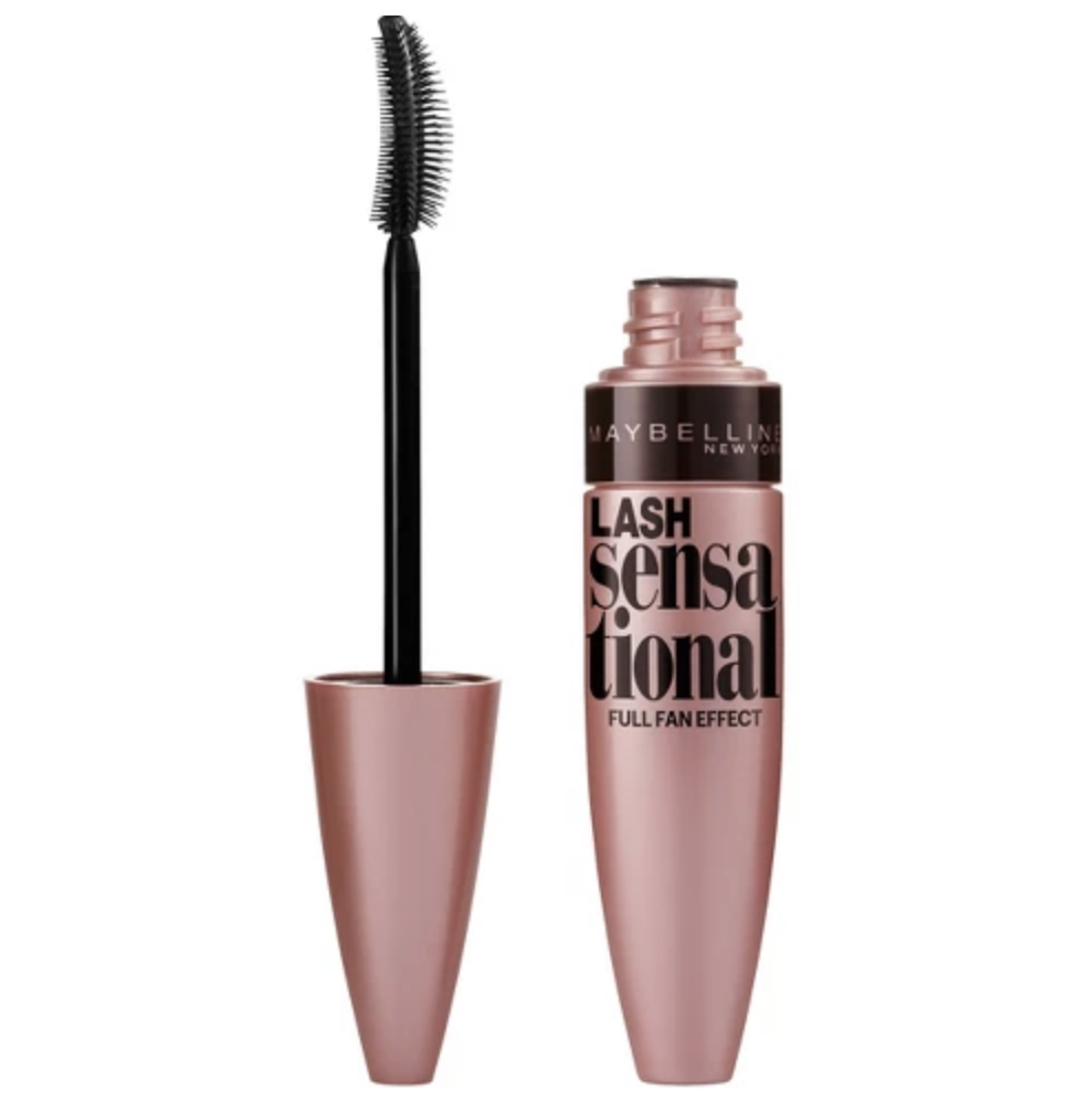 4. Maybelline lash sensational - Unfortunately, I don't have thick luscious lashes. But this mascara definitely helps with that! It thickens and volumizes my lashes.