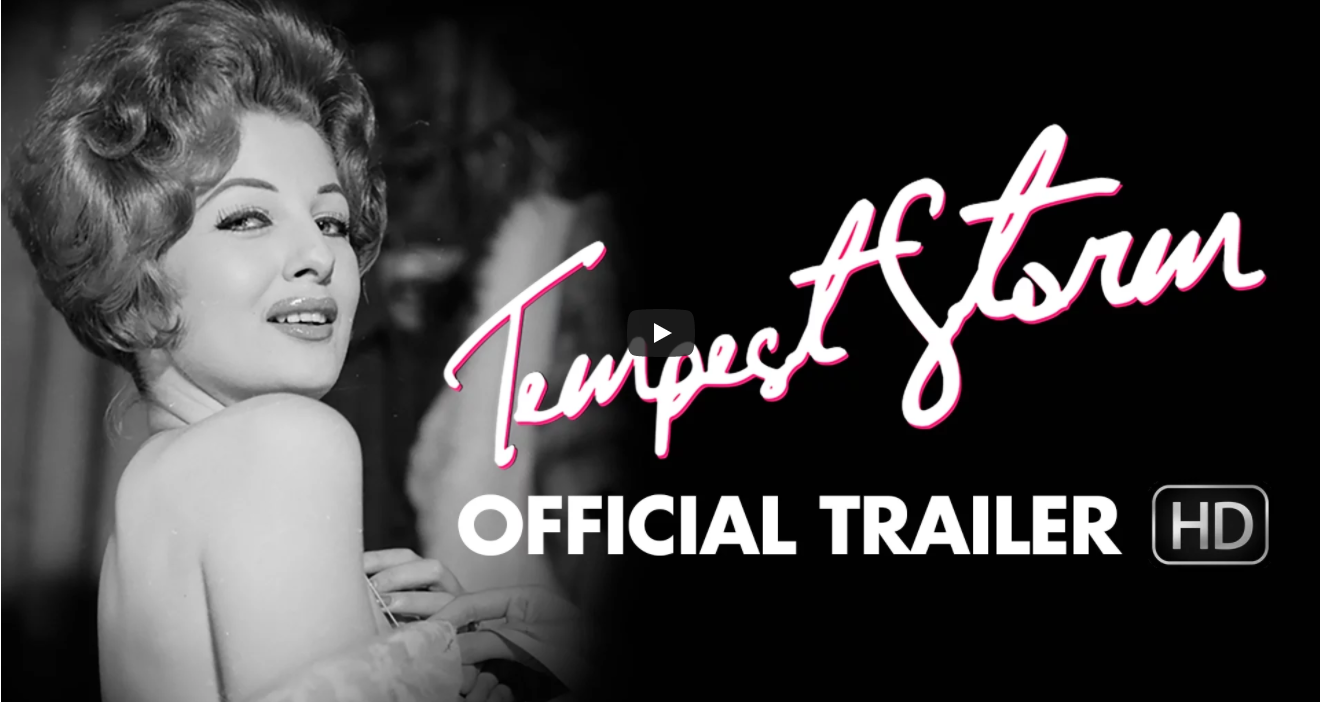 'Tempest Storm was mistress to both Elvis and JFK, and became an international star on the stage and screen in the 1950s. At the age of 87 she is considered to be the greatest living burlesque dancer, but her success came at a great personal cost.... READ MORE