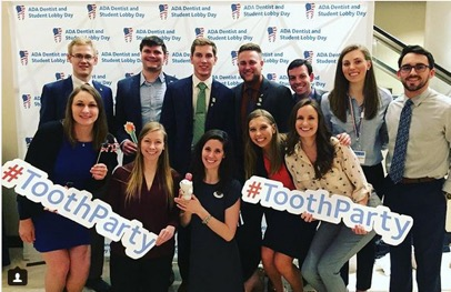 ADA Student Lobby Day 2018