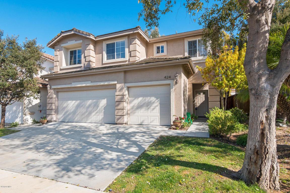424 Fallbrook Avenue, Newbury Park,CA 91320 - SOLD Listing
