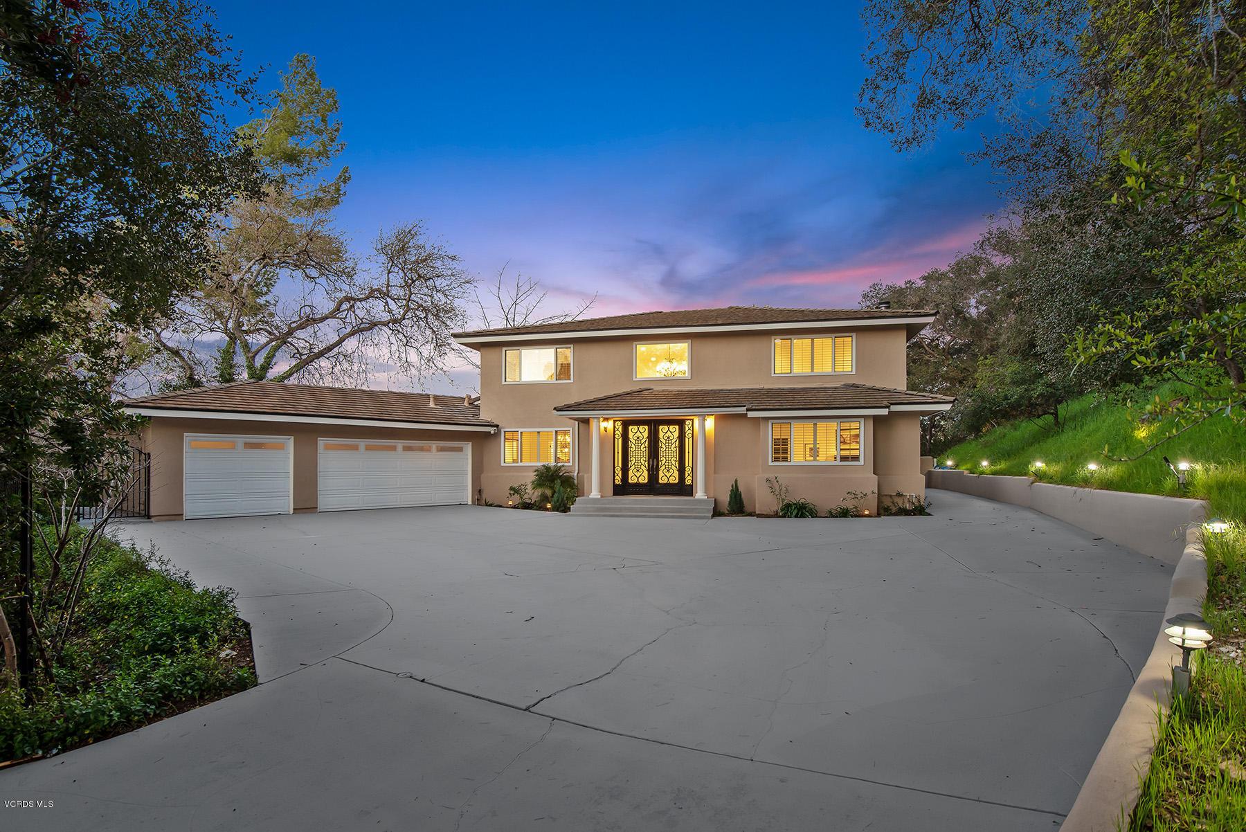 3658 Twin Lake Ridge, Westlake Village, Ca 91361 - Sold Listing