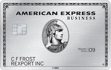 AMEX Business Platinum Card