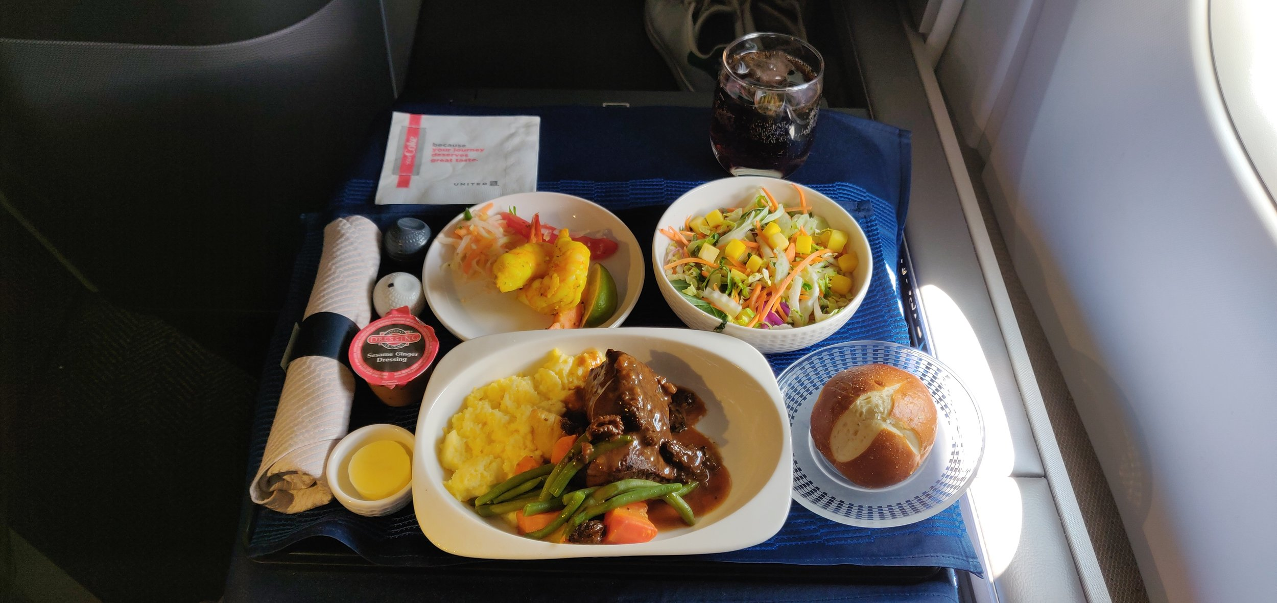 United Polaris Meal Service - Seared Beef Short Ribs