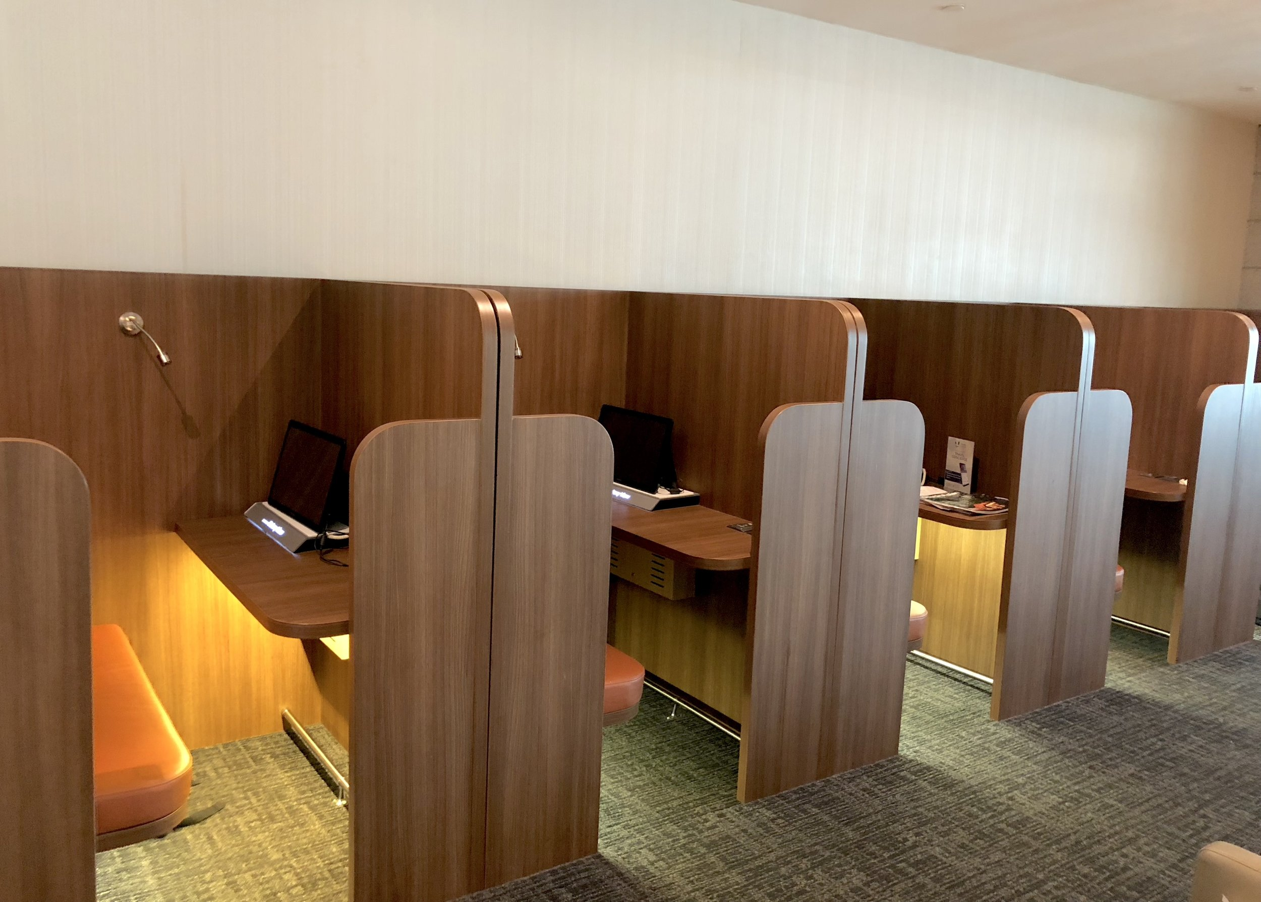 Savvy cubicles ideal for serious work