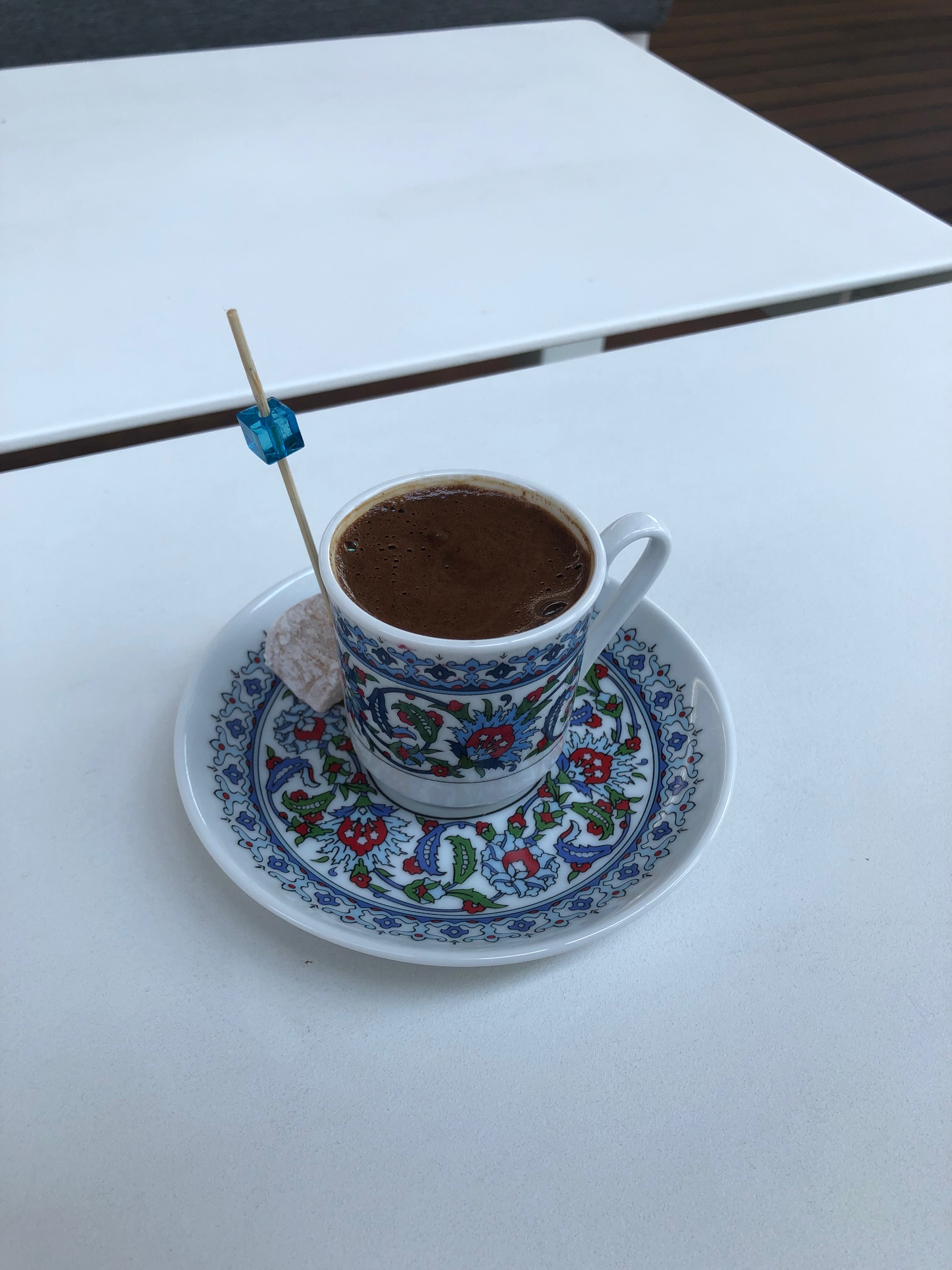 Ritz-Carlton Istanbul Turkish Coffee