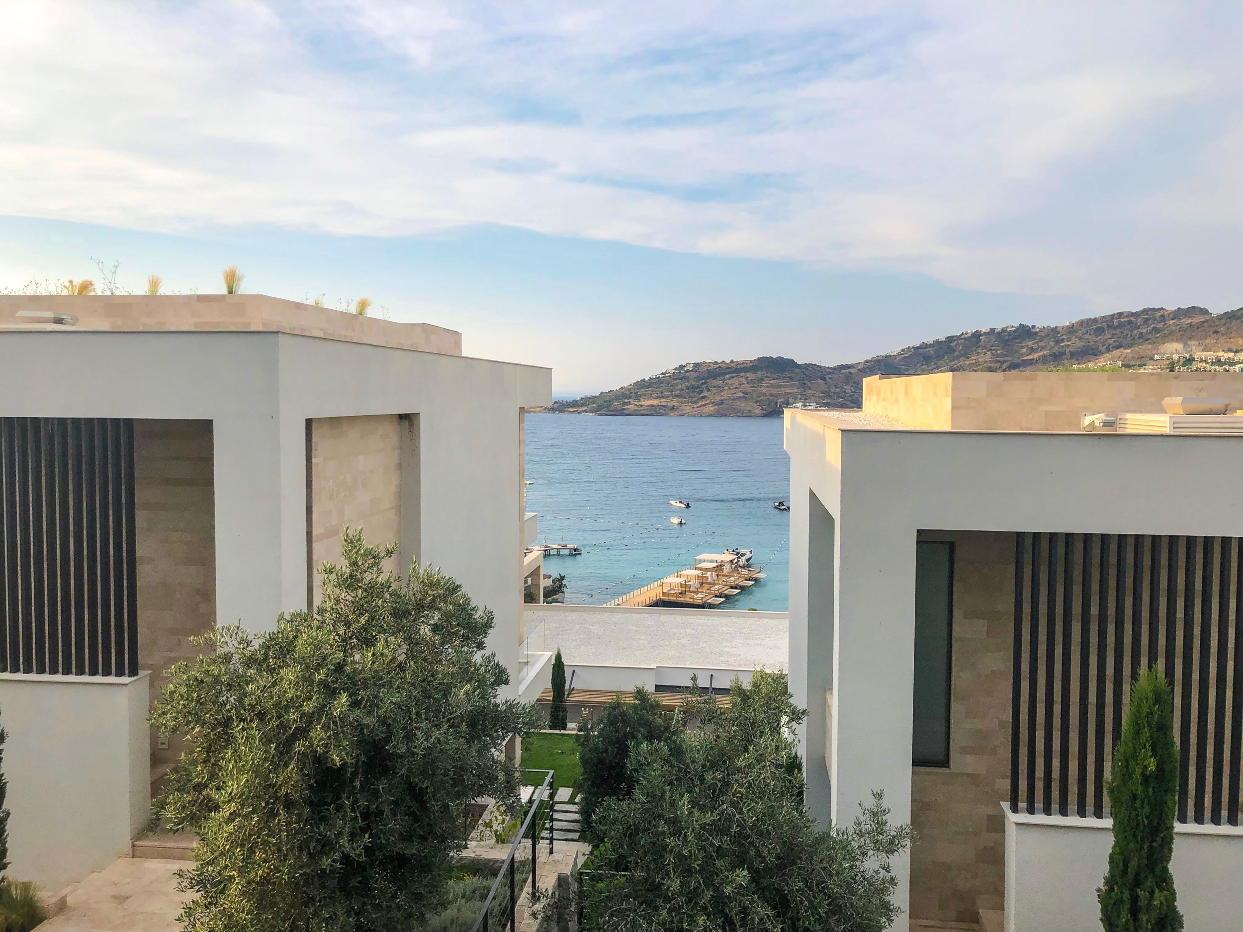 The Bodrum EDITION - Partial Sea View