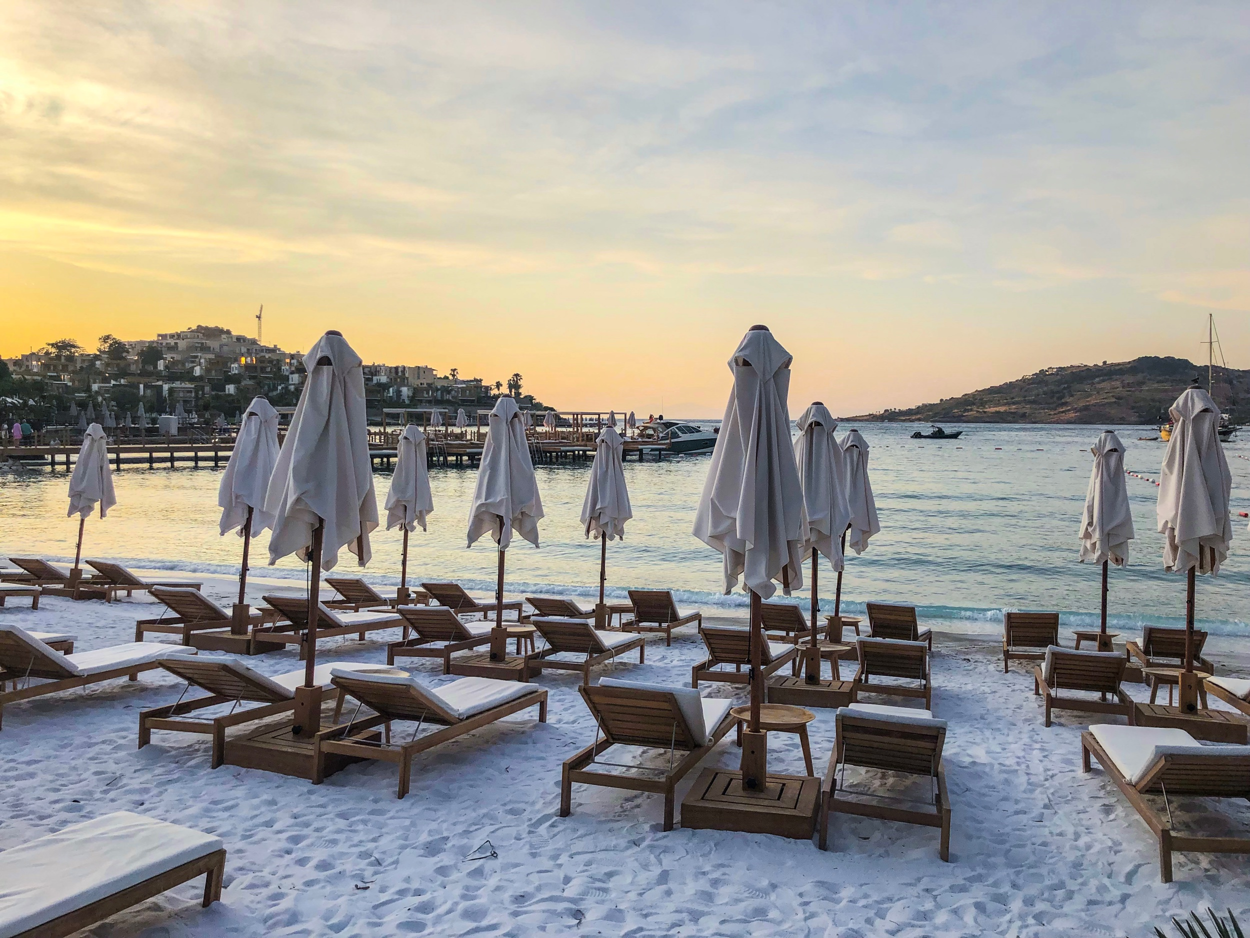 The Bodrum EDITION - Private Beach