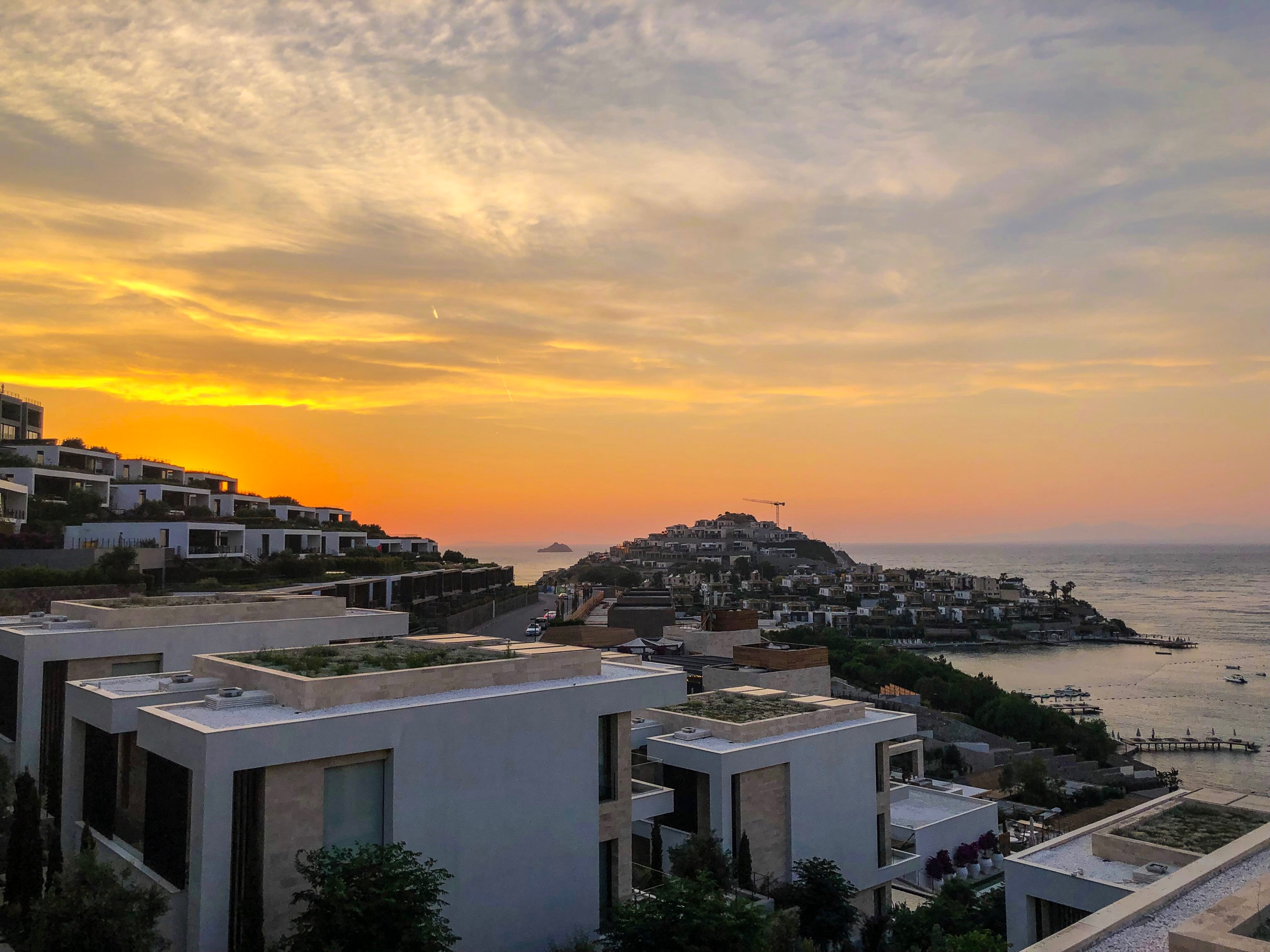 The Bodrum EDITION - Sunset
