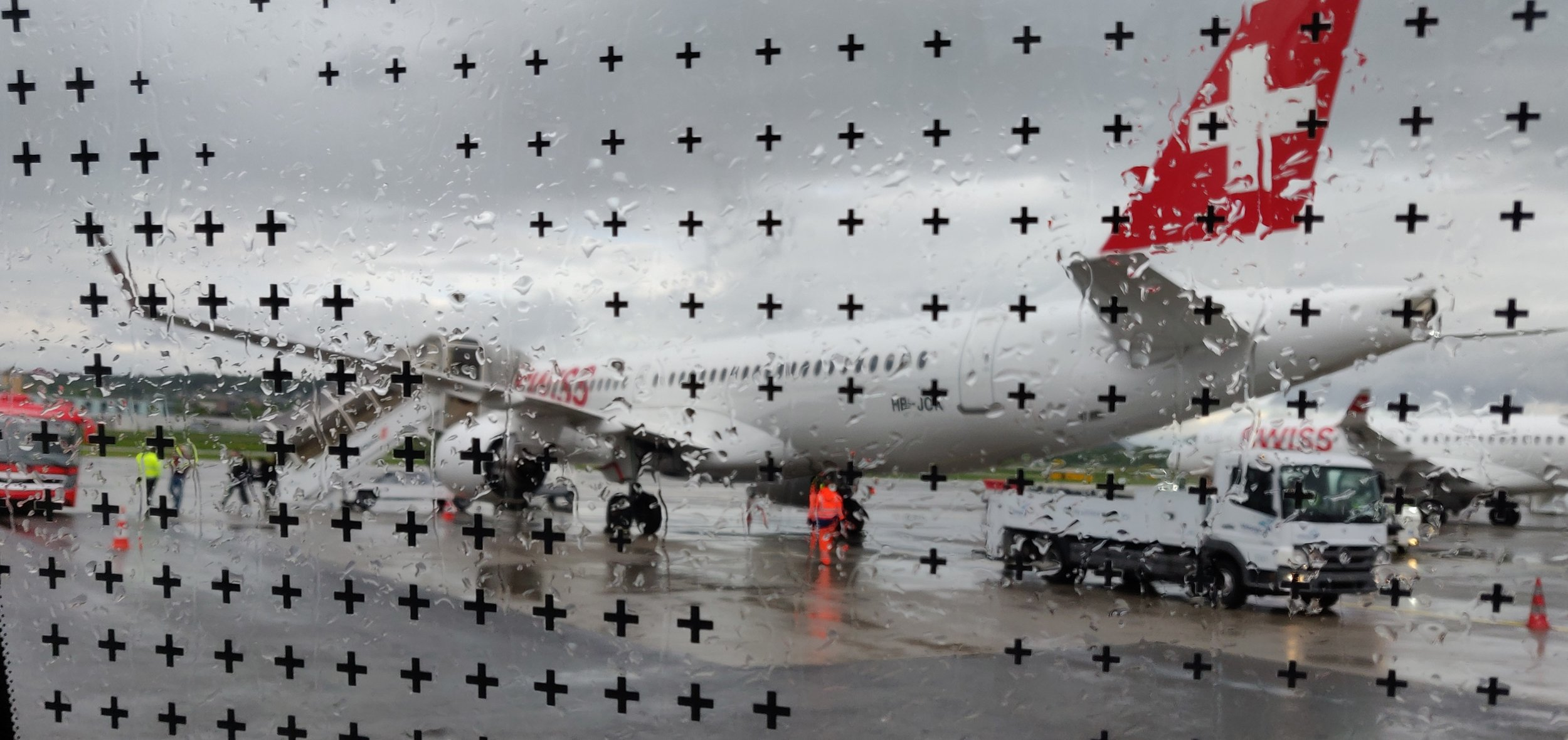 Swiss Airlines Business Class A220