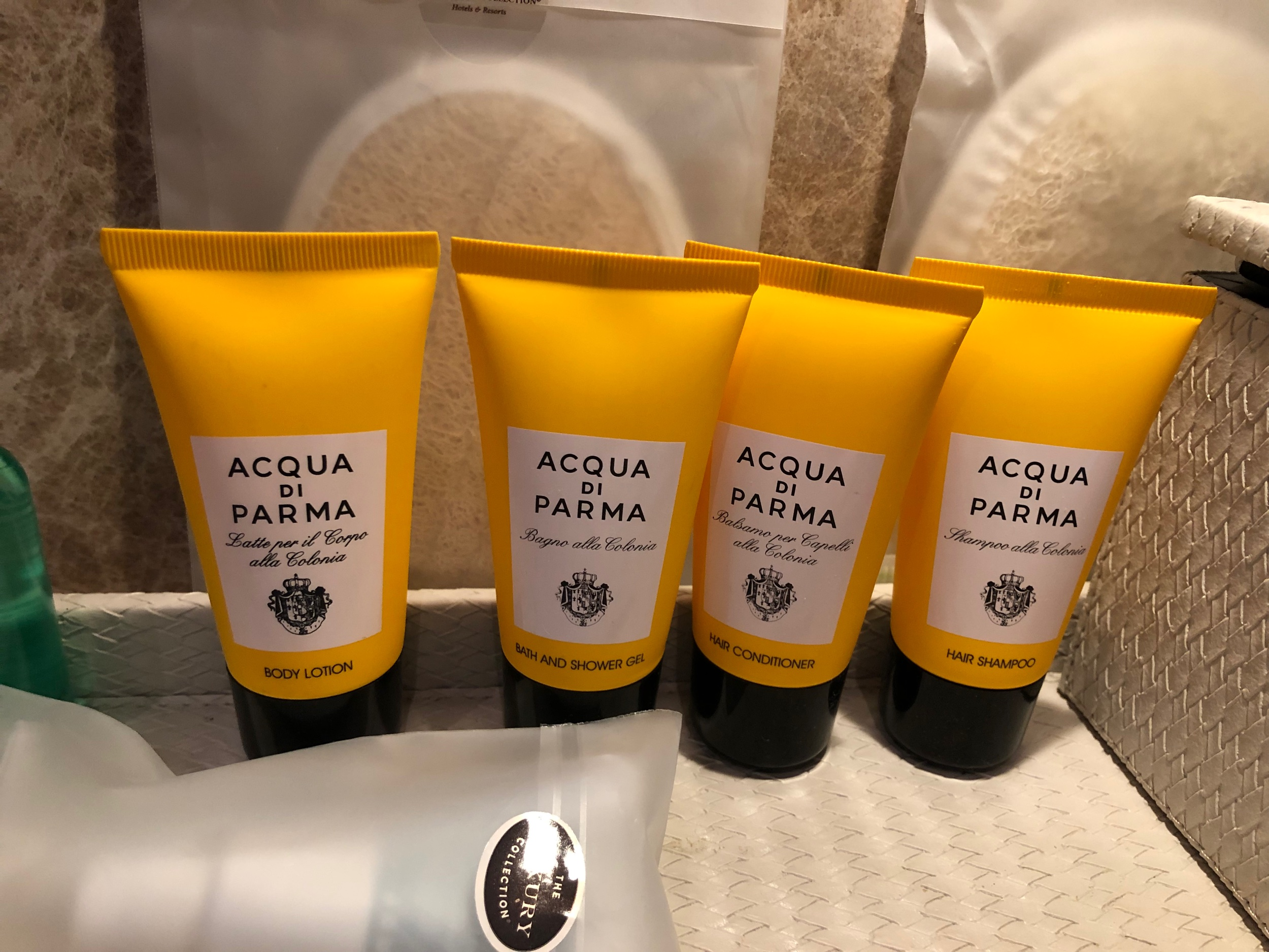 Caresse, a Luxury Collection Resort & Spa - Acqua di Parma Toiletries