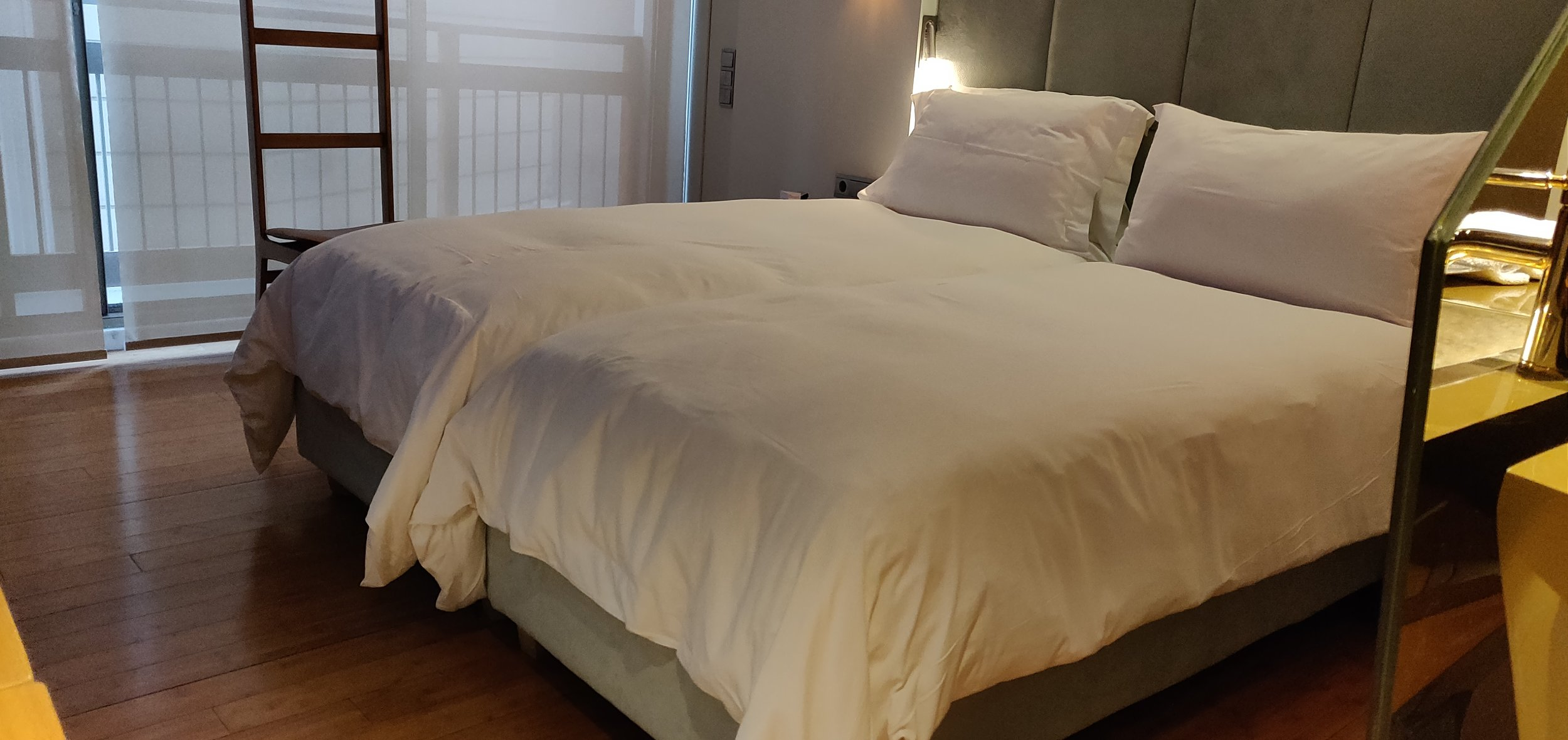 NEW Hotel, Athens - Bed