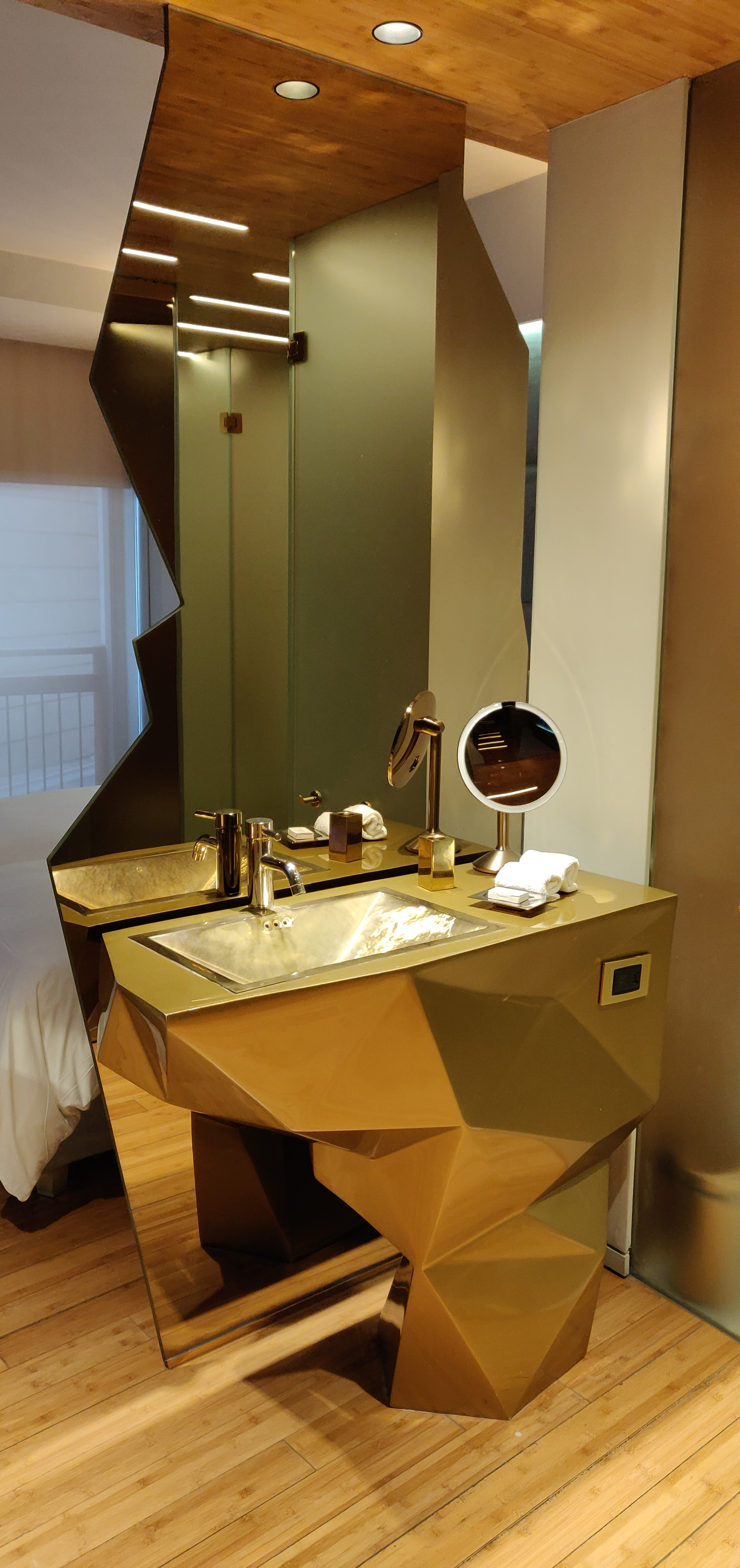 NEW Hotel, Athens - Sink
