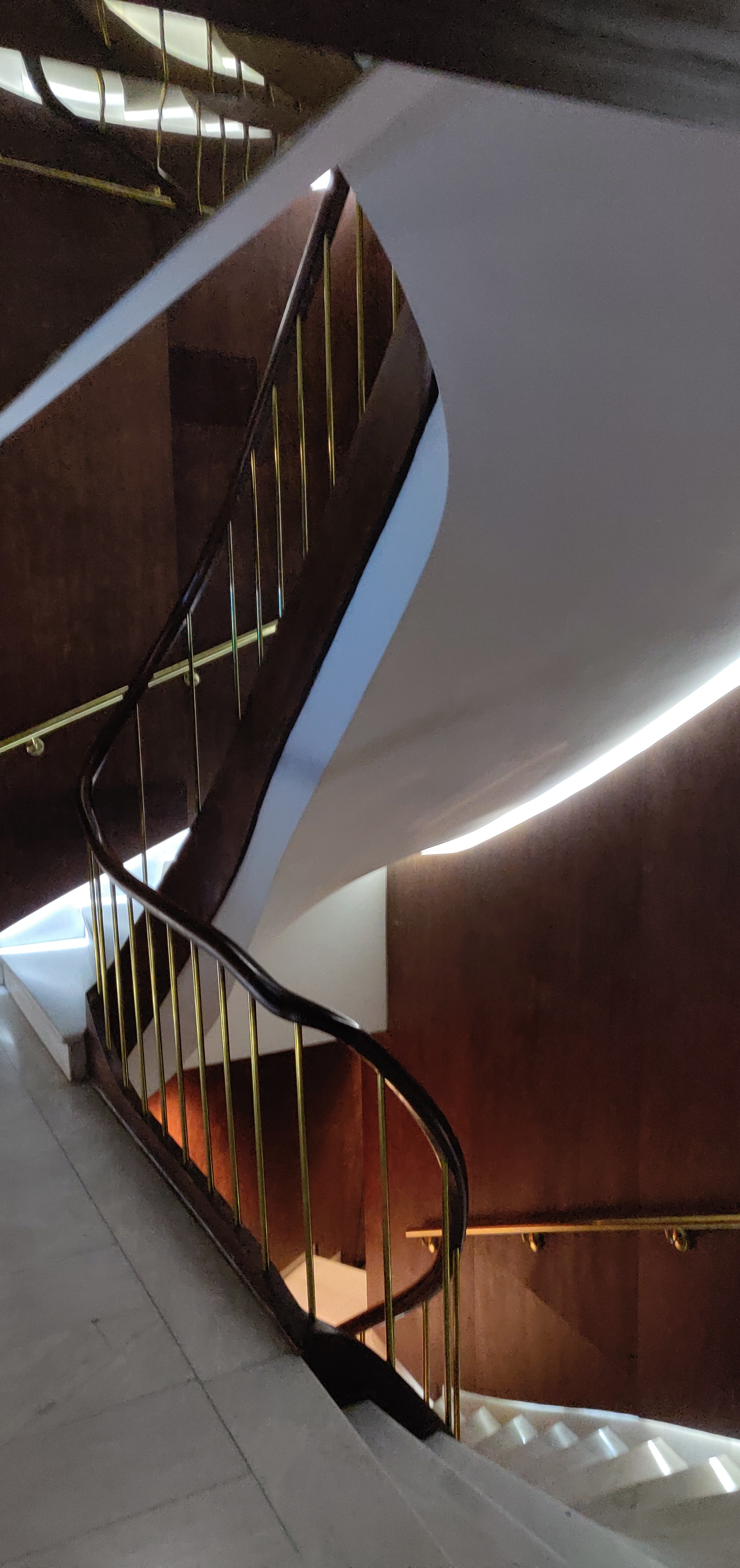 NEW Hotel, Athens - Staircase