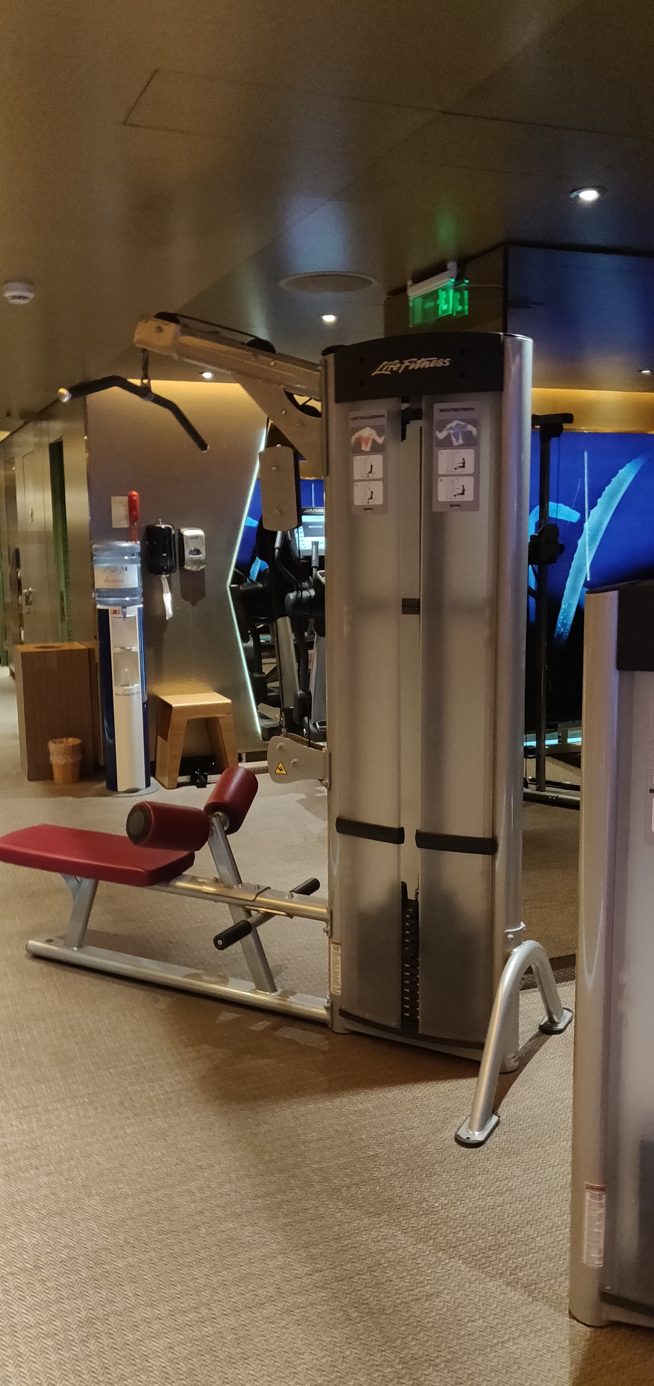 NEW Hotel, Athens - Fitness Centre
