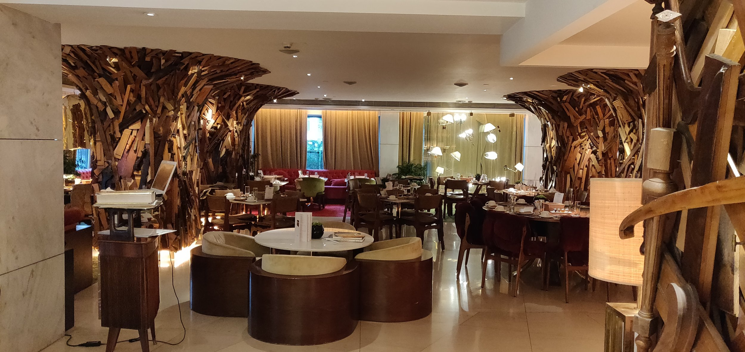 NEW Hotel, Athens - Restaurant