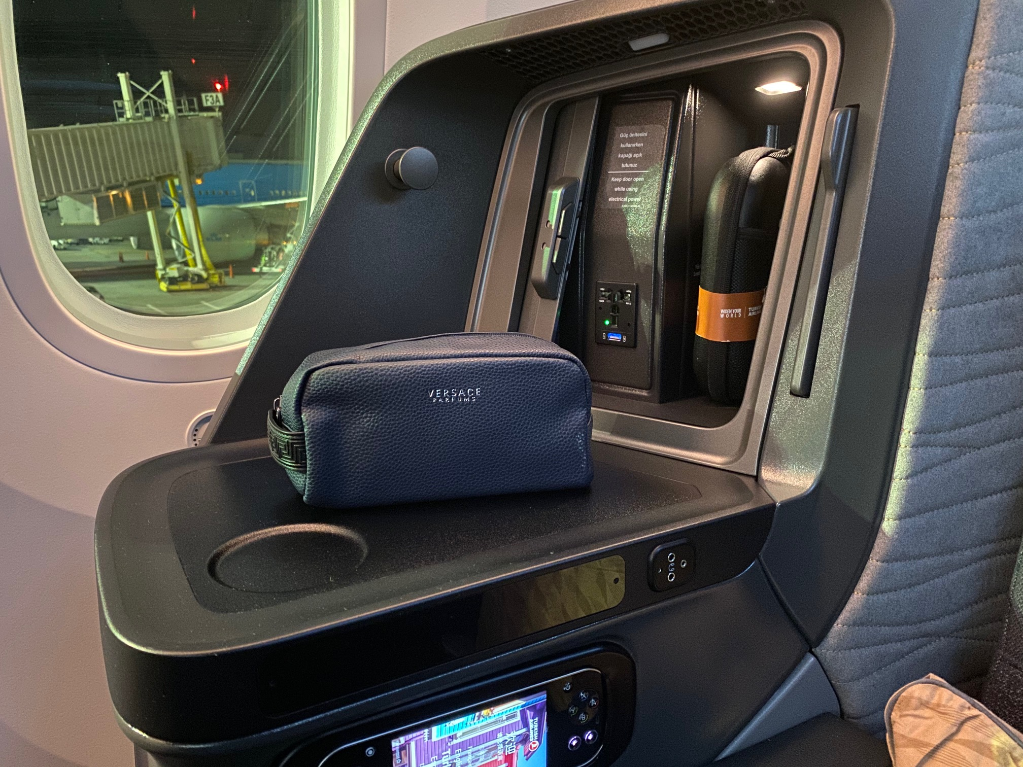 Turkish Airlines Business Class Amenity Kit