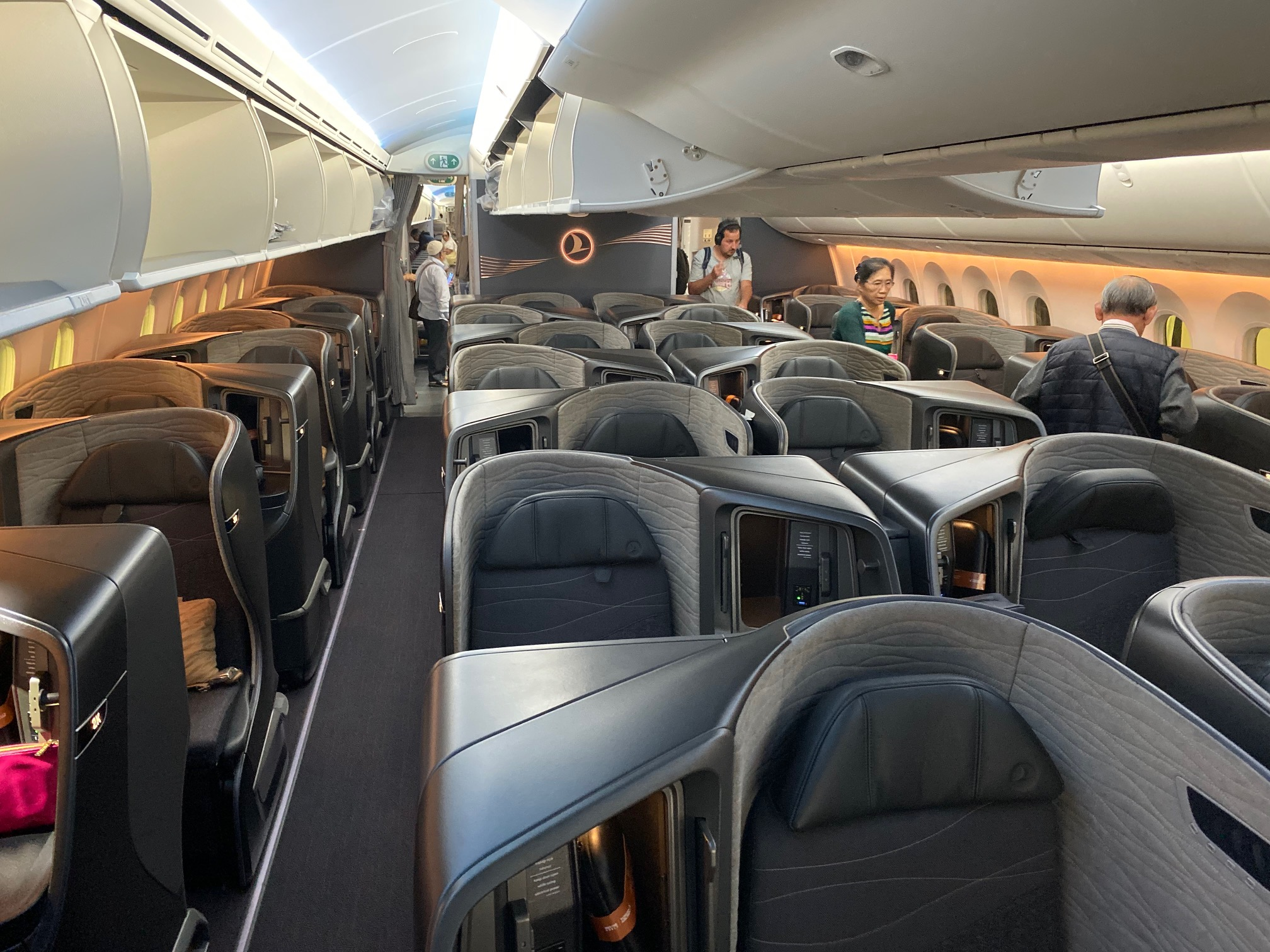 REVIEW: Turkish Airlines Boeing 787-9 Dreamliner Brand New Business Class —  The MasterMiles