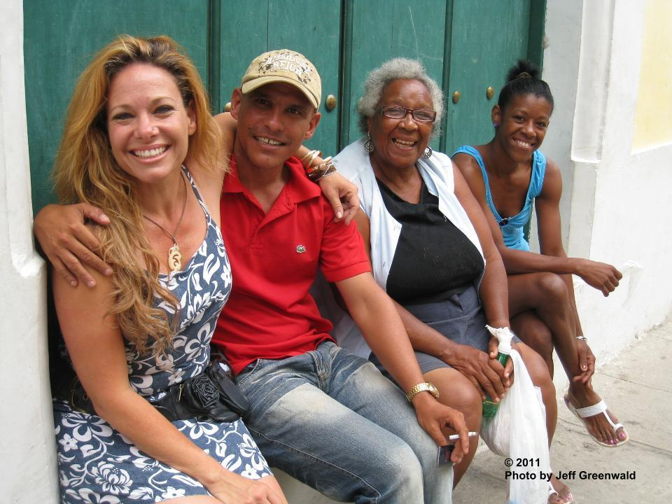Altruvistas Founder of Altruvistas, Malia Everette in Cuba with Ethical Travel community collaborators. Facilitates immersive experiences in the sustainable travel industry through curating journeys of intention, supporting community development programs and meso-financing. - curated travel